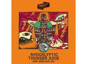 Bilde av Amundsen Apocalyptic Thunder Juice NEIPA