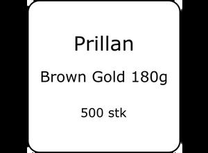 Bilde av Prillan Porsjon Brown gold 500stk