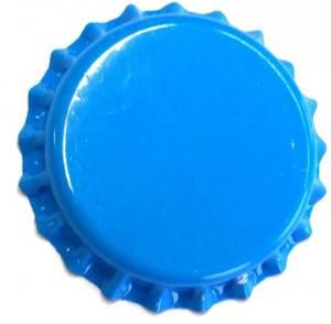 Bilde av Flaskekapsler 26mm Blå